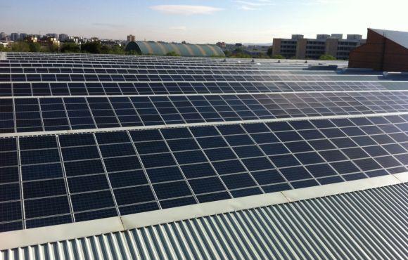 Instalación fotovoltaica de 6,22MW en la factoría Renault de Valladolid